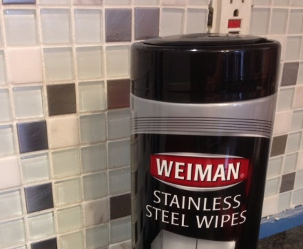 Stainless Wipes