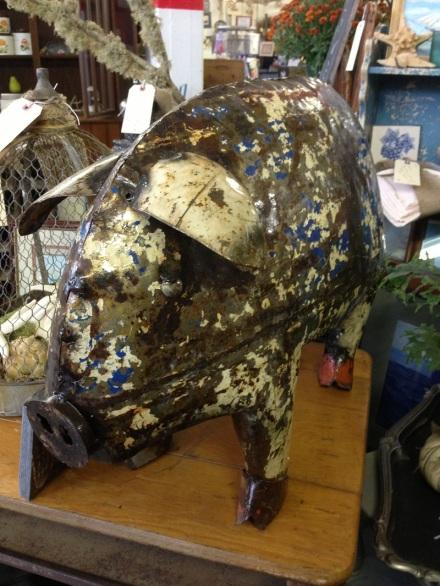 Big Tin Pig