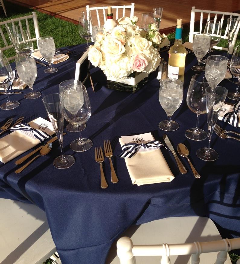 Nautical Theme Wedding Country Design Home