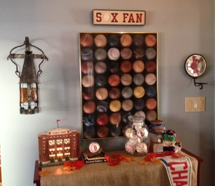 Sox Fan Vignette