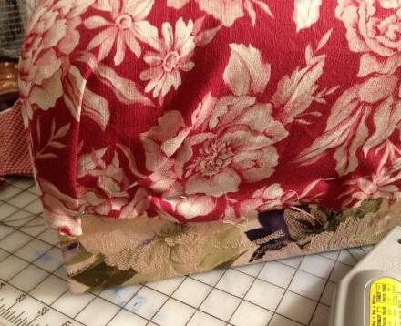 Stapling Top Fabric 1