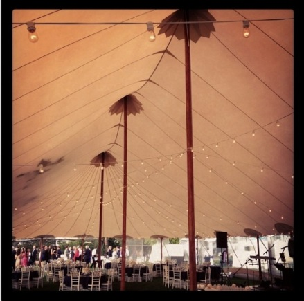 The Soaring Tent