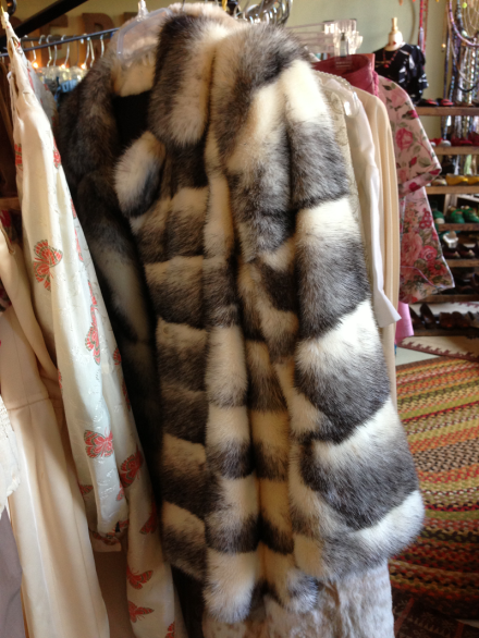 Haberdash Faux Fur