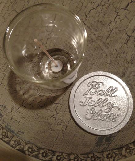 Jelly Jar Empty