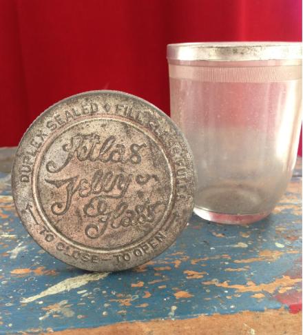 Jelly Jar Pre-Washed