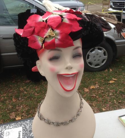 Laughing Manequin