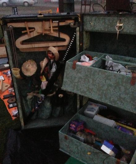 Marrionette Suitcase