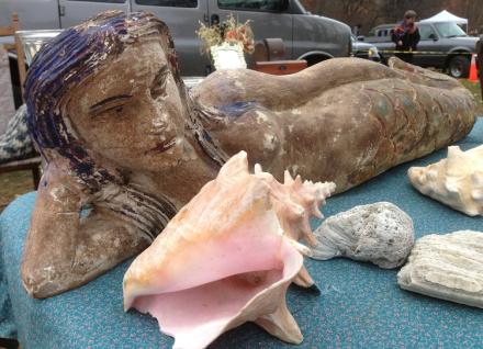 Mermaid of Stone