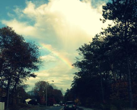 Rainbow Sky PM