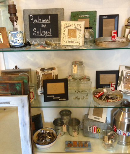 Reclaimed and Resalvaged