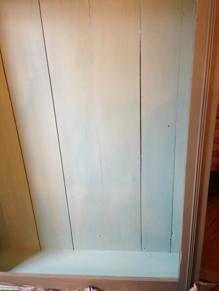 Second Coat Milk Paint