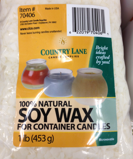 Soy Wax Chips