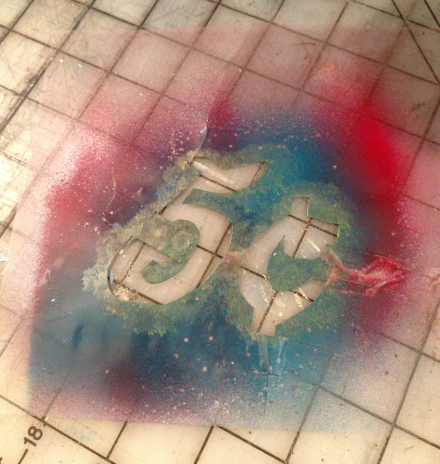 Stencil 5c cut