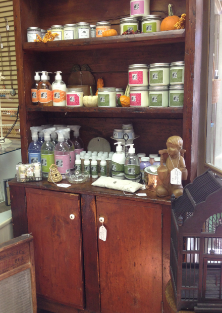 Sweet Grass Farm Products