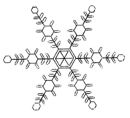 BLack Hexagons