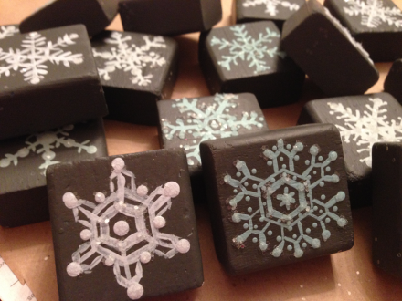 Snowflake Blocks