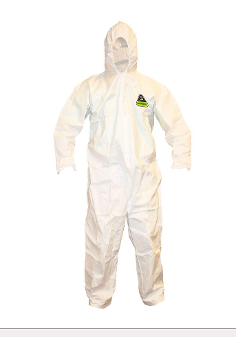 Cordova Defender Hazmat Suit Home Depot