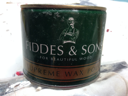 Fiddes and Son Supreme Wax