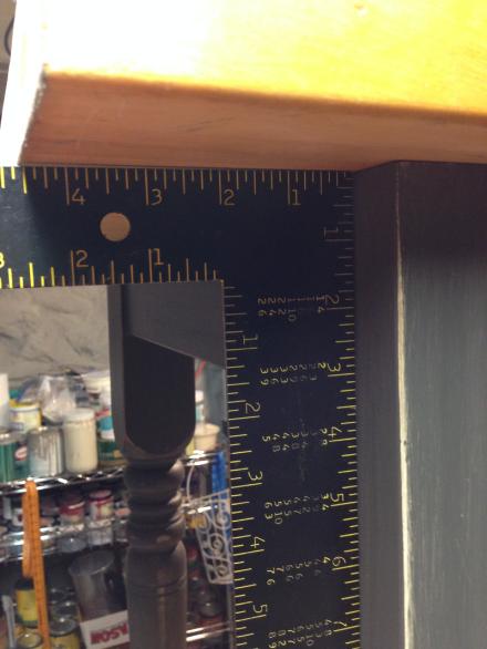 Measuring corners
