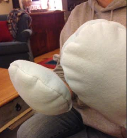 Mitts on
