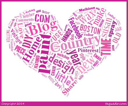 Tagxedo Country Design Home Cloud