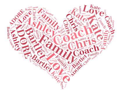 Tagxedo LOVE