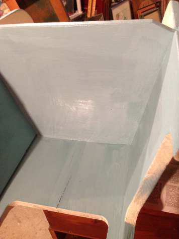 Time Out Chair Base Coat