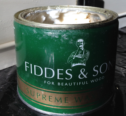 Hope Chest Fiddes & Son Superior Wax