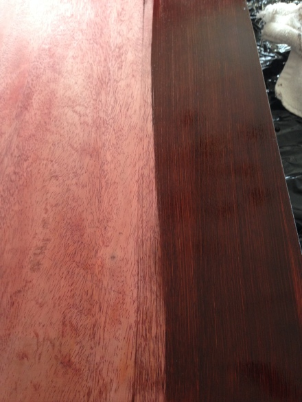 General Finishes Mahogany Brown Stain