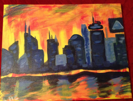 Paint Night, The Next 26
