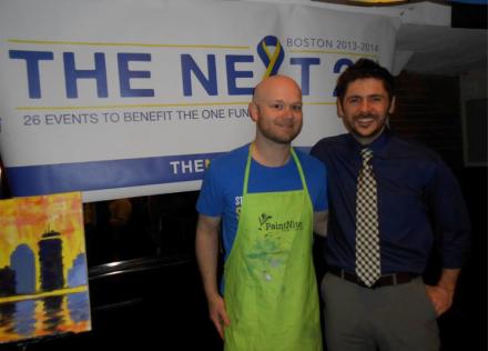 The Next 26 Founders Chris Mathison & Nick Leydon