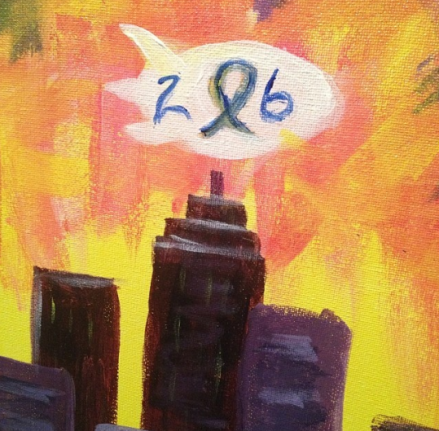 The Next 26, Paint Night, Clerys Bar,