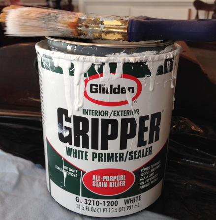 Antique Table Gripper Primer