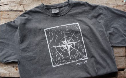 Compass T on OneOceanArts