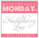 Huckleberry Love Much Ado About Monday