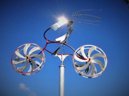 Bicycle Windmill Coronado
