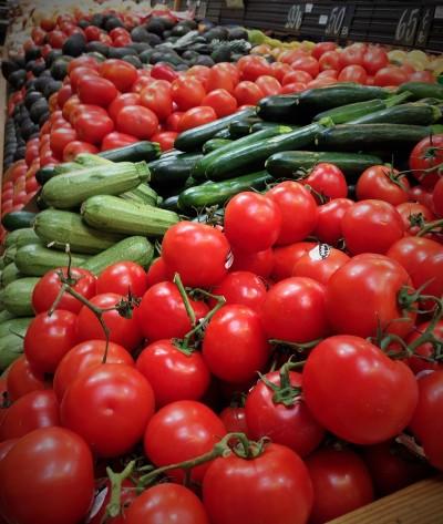 Famer's Market Produce