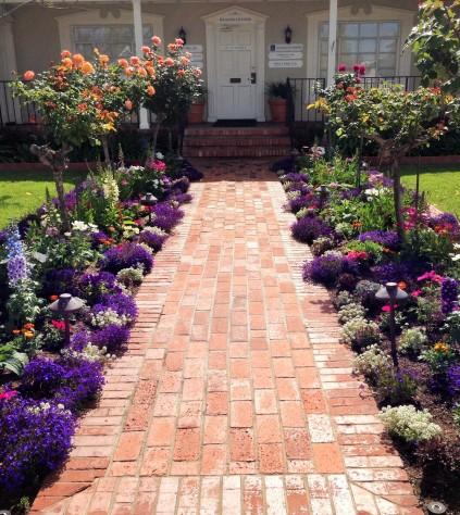 Brick Walkway Coronado