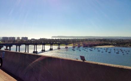 Coronado Bridge View