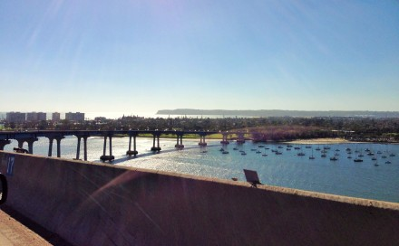 Coronado Bridge View