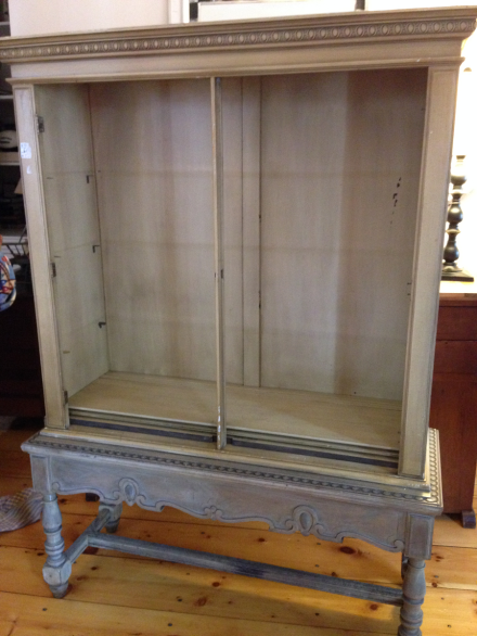 Country Cupboard Unpainted