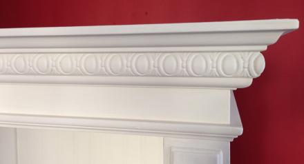 Country Cupboard Trim Detail