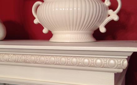 Country Design Home White Glazed Trim
