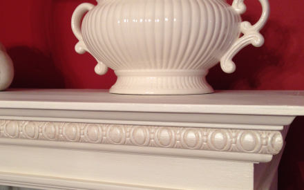 Country Design Home White Glazed Trim