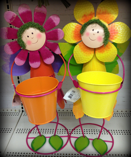 Michaels Crafts Flower Planters