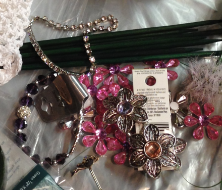 Mother's Day Bouquet Jewels