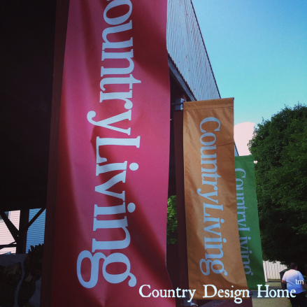 Country Living Fair Banners