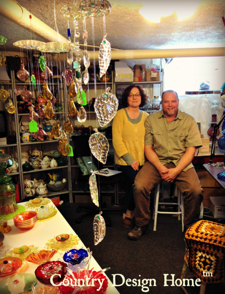 Creative Glass Works Anne Marie and Robert PM
