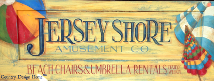 Jersey Shore by Terri Palmer