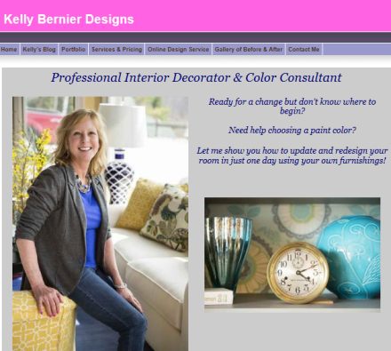 Kelly Bernier Designs